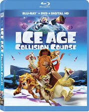 Ice Age: Collision Course (2016, Blu-ray NIEUW)2 DISC SET 024543276661