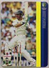 2010 - 2011 ACB ASHES TEST ... RICKY PONTING ... Australia