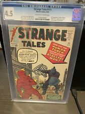 Strange Tales #111 CGC 4.5 2nd appearance of Doctor Strange