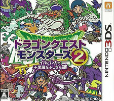 Nintendo 3DS : Dragon Quest Monsters 2 - Nintendo VideoGames
