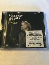 Rosemary Clooney - Jazz Singer (New CD) 2003