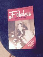 Fabulous Las Vegas Magazine Debbie Gunn Russ Collins Barbara Better 9/26/1970