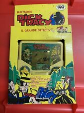 Dick Tracy Gig Tiger Elettronic Game New Game Watch