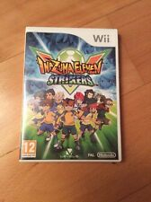 Jeu Inazuma Eleven Strikers Wii