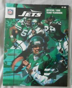 1996 New York Jets Yearbook