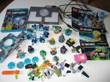 Lego Dimensions wii u Starter pack + diverse figuras (aprox. 14 figuras) recopilación
