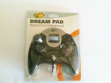 NEW Clear Black Official Licenced Sega Dreamcast Dreampad Controller Pad Smoke
