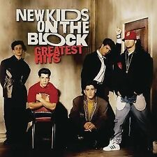 NEW KIDS ON THE BLOCK Greatest Hits (Gold Series) CD BRAND NEW