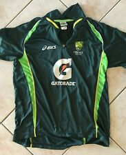 Australia A Cricket Player Issue warm up/training top shirt