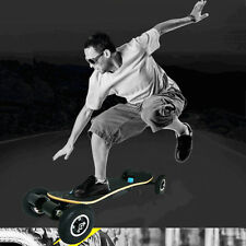 Wireless Remote Controller Motor Electric Skateboard 4 Wheel Skate Board.