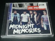Midnight Memories by One Direction CD