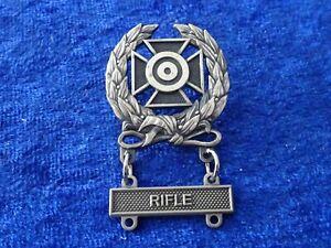 US Schießabzeichen matt Expert Rifle