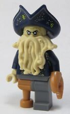LEGO Pirates of the Caribbean Davy Jones poc31 Minifigure 4184 Black Pearl