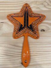 2019 Jeffree Star Halloween Mirror Orange Black Rhinestone No Box or Foam