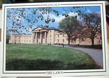 England Lincoln the Lawn - unposted
