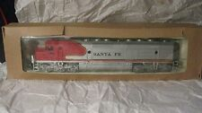 Rare Santa Fe Locomotive Diesel Engine #1456 Tyco HO Train Kit FP-45        tr50