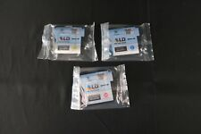 (3 Pack) LD LC61 Color Inkjet Cartridges for Brother: 1 LC61C, 1 LC61M, 1 LC61Y
