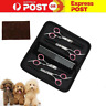 "7PCS 7"" Professional Stainless Steel Dog Cat Pet Grooming Scissors Shears Set"