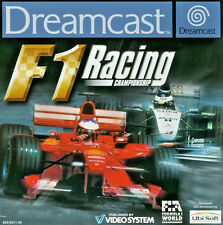 Sega Dreamcast Spiel - F1 Racing Championship (mit OVP)