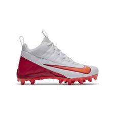 Nike Alpha Huarache 6 Big Kids Lacrosse Cleats Sz 4.5Y 923418 186 Red White