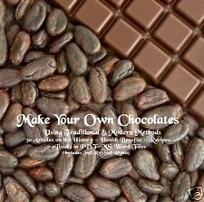 CD - Make Your Own Chocolates - 7 eBooks,30 Articles