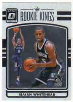 2016-17 Donruss Optic Basketball Rookie Kings #26 Isaiah Whitehead Nets