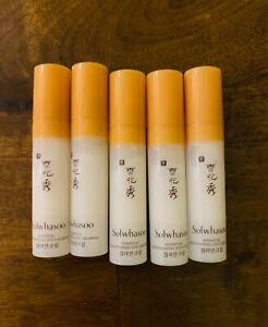 Sulwhasoo Essential Rejuvenating Eye Cream 3.5ml x 5pcs(17.5ml) Sample US Seller
