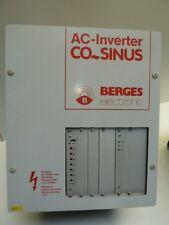 Monte Electronic ACI 5.5 AC-Inverter co sinusale VARIATORI di frequenza CONVERTITORE