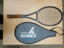 PRO KENNEX SILVER ACE TENNIS RACQUET WITH HEAD COVER