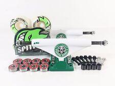 Theeve Lights Hill Starbucks 5.0 V3 CSX Trucks + Spitfire 53mm Bighead Wheels