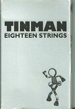 Tinman ‎Eighteen Strings CASSETTE SINGLE Electronic House FFRR ‎FCS 242 UK 1994
