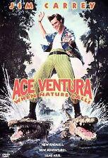 Ace Ventura: When Nature Calls (DVD, 1997)VG