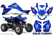 SUZUKI LTZ 400 09-15 GRAPHICS KIT CREATORX DECALS COLD FUSION BL