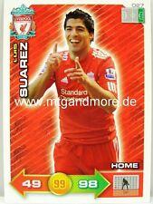 Adrenalyn XL Liverpool FC 11/12 - #027 Luis Suarez - Home