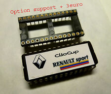 Eprom Puce renault clio 1 1.8 16s, 16v , version CUP