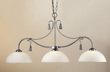 4024 PTR-Chandelier, Pewter, Made In Italy,
