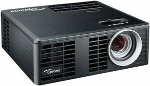 New Optoma ML750e 3D Ready Ultra-Compact LED Projector