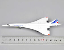1:400 Concorde Airplane Model Air France 1976-2003 Aircraft Toy Diecast Gift