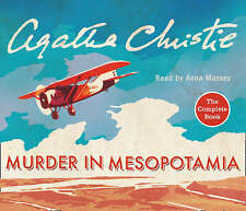 Murder in Mesopotamia: Complete & Unabridged by Agatha Christie (CD-Audio, 2002)