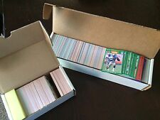 1989 Pro Set Football Card Common Lot - 1000+ Card Count