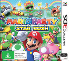 Mario Party Star Rush 3DS Game NEW