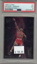 Michael Jordan 1993-94 Fleer Ultra Scoring Kings #5 Bulls PSA 5