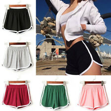 Women Sports Shorts Casual Ladies Beach Summer Running Gym Yoga Hot Pants