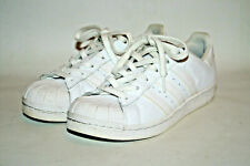 Adidas Superstar Men's YYA 606001 Old School Casual Leather White UK 6 EUR 39