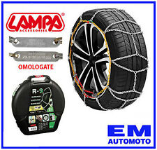 CATENE DA NEVE SNOW CHAINS LAMPA 175/60-14 185/55-14 155/65-15 175/50-15 G4.5