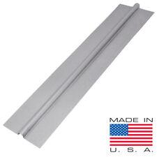 50 4ft Long X 5 Wide 12 Pex Aluminum Heat Transfer Plates Omega Shaped