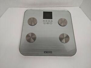 Homedics HealthStation SC 531 Bathroom Home Bath Scale BMI Body Fat Analyzer