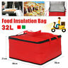 15 '' Pizza Food Takeaway Insulated Storage Container Restaurant Bag Delivery