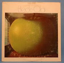 JEFF BECK BECK-OLA VINYL LP 1969 RE '73 ROD STEWART GREAT COND! VG+/VG!!A