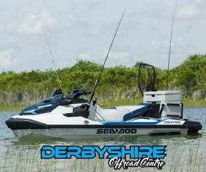 Sea Doo Jet Ski FISH PRO 170 2021 model PWC 5 YEARS WARRANTY